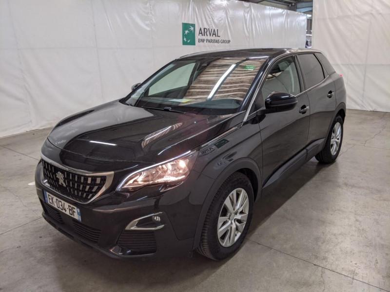 Peugeot 3008 1.6 BLUEHDI 120CH ACTIVE BUSINESS S&S EAT6 Diesel NOIR Occasion à vendre
