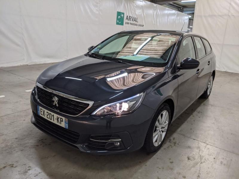 Peugeot 308 SW 1.5 BLUEHDI 130CH S&S ACTIVE BUSINESS Diesel GRIS HURRICANE Occasion à vendre