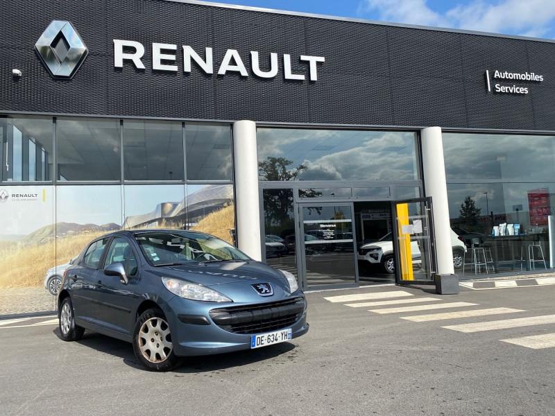 Peugeot 207 1.4 URBAN 5P Essence GRIS FONCE Occasion à vendre