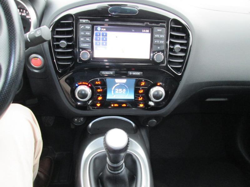Photo 7 de l'offre de NISSAN Juke 1.5 dCi 110ch FAP Tekna à 9600€ chez Beauvallet véhicules