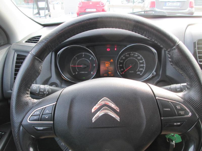 Photo 5 de l'offre de CITROEN C4 Aircross 1.6 e-HDi115 4x4 Business à 13900€ chez Beauvallet véhicules
