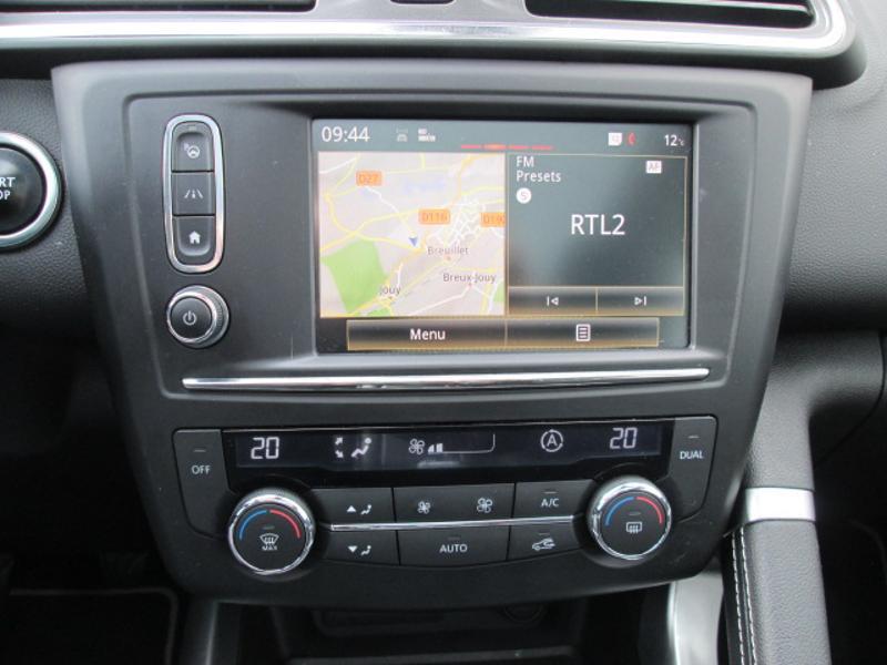 Photo 10 de l'offre de RENAULT Kadjar 1.2 TCe 130ch energy Intens à 14900€ chez Beauvallet véhicules
