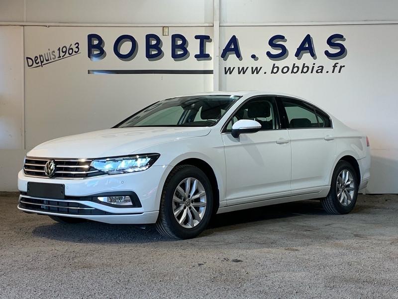 Volkswagen PASSAT 1.6 TDI 120CH BLUEMOTION TECHNOLOGY CONFORTLINE DSG7 Diesel BLANC NATUREL Neuf à vendre