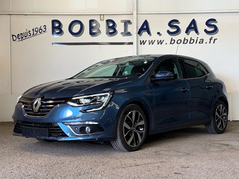Renault MEGANE IV 1.7 BLUE DCI 150CH INTENS EDC Diesel BLEU BERLIN Occasion à vendre