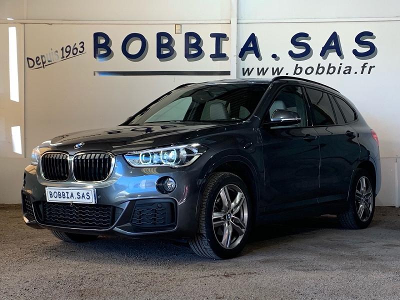 Bmw X1 (F48) XDRIVE18D 150CH M SPORT Diesel GRIS FONCE MTL Occasion à vendre