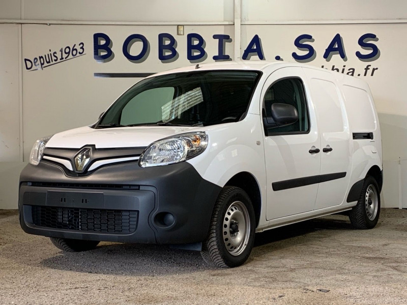 Renault KANGOO II EXPRESS MAXI 1.5 DCI 90CH RAPID EXTRA Diesel BLANC Occasion à vendre