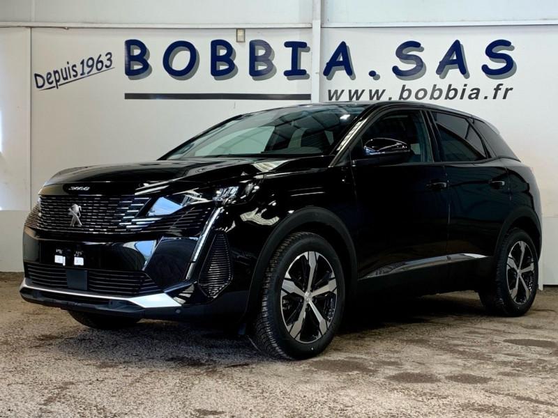 Peugeot 3008 NOUVEAU 1.5 BLUEHDI 130CH S&S ALLURE PACK EAT8 Diesel NOIR PERLA NERA Neuf à vendre