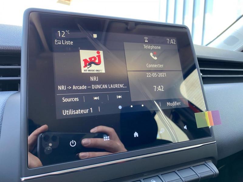 Photo 6 de l'offre de RENAULT CLIO V 1.0 TCE 90CH ZEN -21 à 15490€ chez BOBBIA SAS