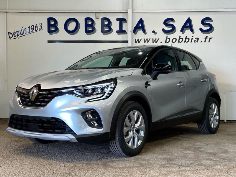 Renault CAPTUR II 1.3 TCE 140CH INTENS Essence GRIS TOIT NOIR Neuf à vendre
