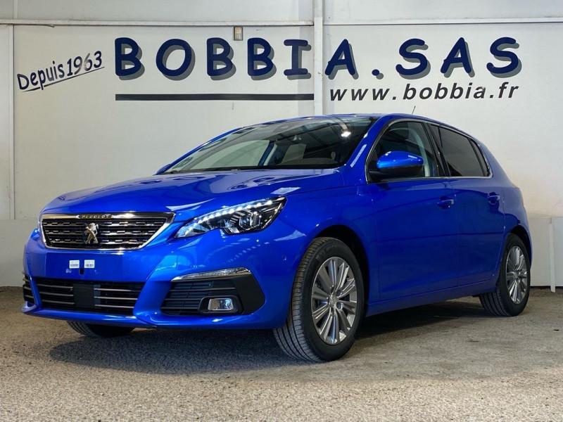 Peugeot 308 1.5 BLUEHDI 130CH S&S ALLURE PACK EAT8 Diesel BLEU VERTIGO Neuf à vendre
