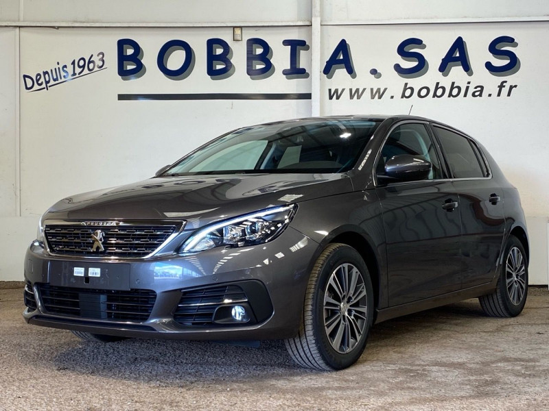 Peugeot 308 1.5 BLUEHDI 130CH S&S ALLURE PACK Diesel GRIS PLATINIUM Neuf à vendre