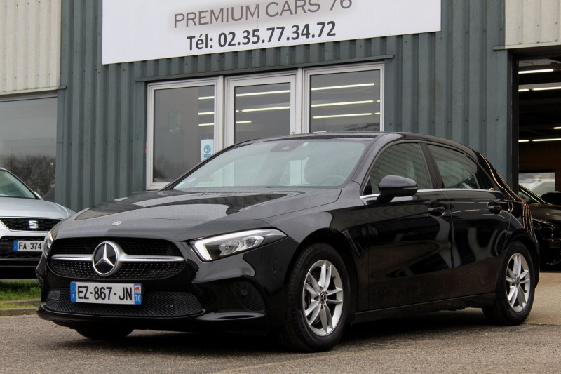Mercedes CLASSE A 4 IV 200 BUSINESS LINE 7G-DCT Essence NOIR Occasion à vendre