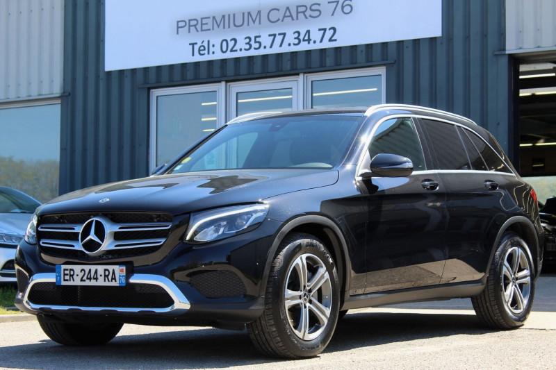Mercedes-Benz GLC 220 D BUSINESS EXECUTIVE 4MATIC Diesel NOIR Occasion à vendre