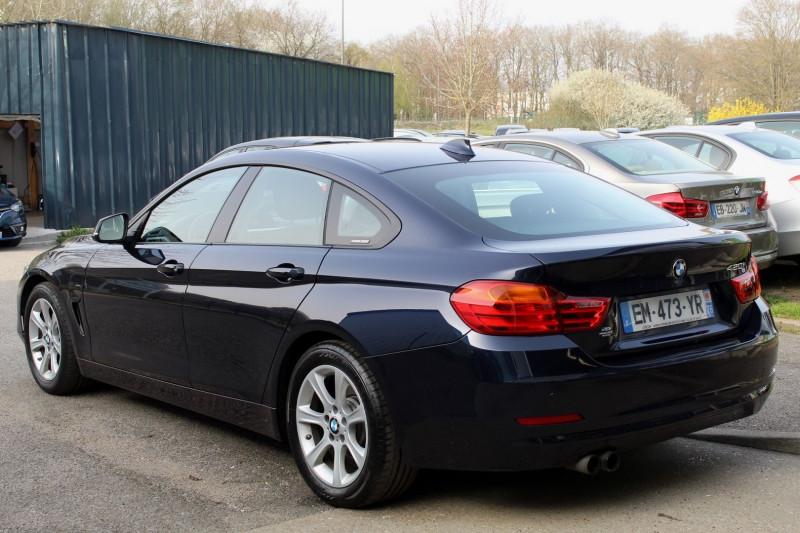 Photo 8 de l'offre de BMW SERIE 4 F36 GRAN COUPE (F36) GRAN COUPE 420I 184 LOUNGE BVA8 à 25950€ chez Premium Cars 76