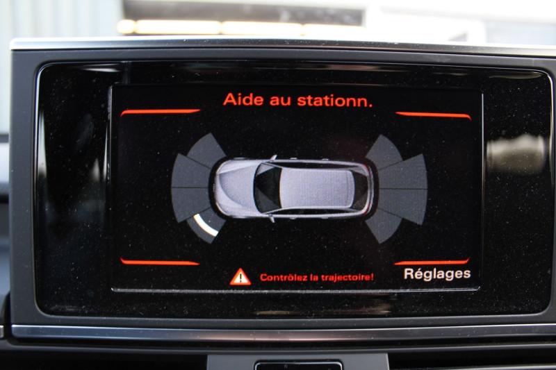 Photo 11 de l'offre de AUDI A6 (4E GENERATION) AVANT IV (2) AVANT 2.0 TDI 190 S LINE S TRONIC à 25850€ chez Premium Cars 76