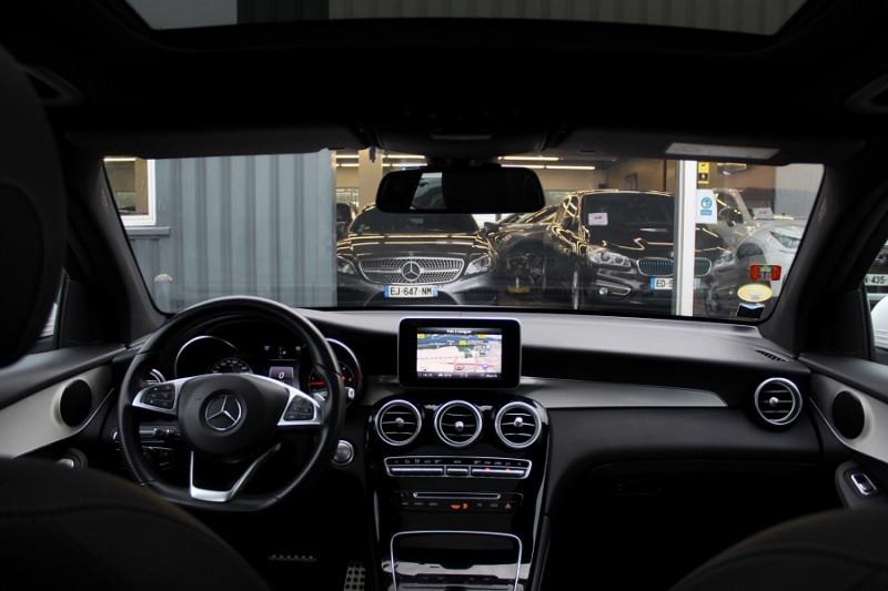 Photo 4 de l'offre de MERCEDES-BENZ GLC 350 D EXECUTIVE 4MATIC BVA9 à 31950€ chez Premium Cars 76