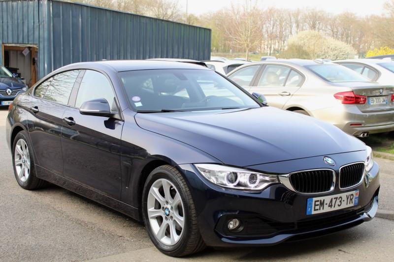 Photo 7 de l'offre de BMW SERIE 4 F36 GRAN COUPE (F36) GRAN COUPE 420I 184 LOUNGE BVA8 à 25950€ chez Premium Cars 76