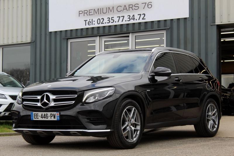 Mercedes-Benz GLC 220 D SPORTLINE 4MATIC Diesel NOIR Occasion à vendre