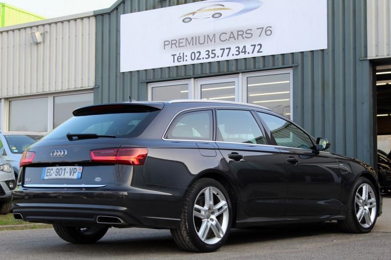 Photo 2 de l'offre de AUDI A6 (4E GENERATION) AVANT IV (2) AVANT 2.0 TDI 190 S LINE S TRONIC à 25850€ chez Premium Cars 76
