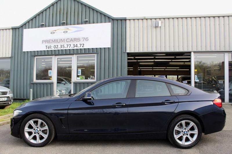 Photo 9 de l'offre de BMW SERIE 4 F36 GRAN COUPE (F36) GRAN COUPE 420I 184 LOUNGE BVA8 à 25950€ chez Premium Cars 76