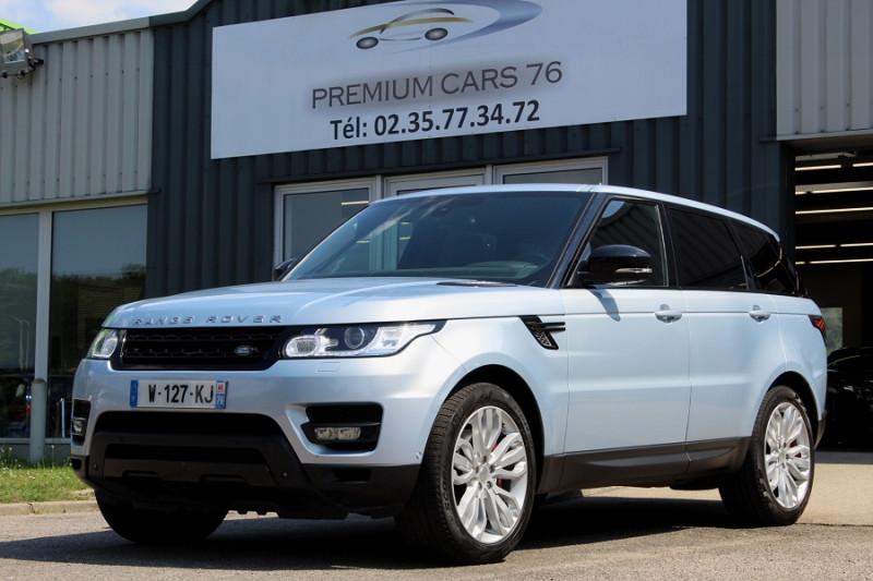 Land-Rover RANGE ROVER SPORT 2 II 4.4 SDV8 AUTOBIOGRAPHY AUTO 7PL Diesel GRIS Occasion à vendre