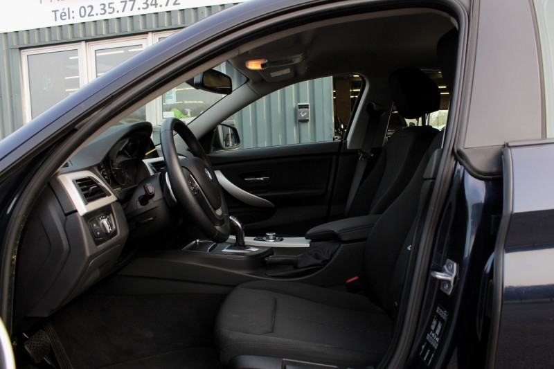 Photo 3 de l'offre de BMW SERIE 4 F36 GRAN COUPE (F36) GRAN COUPE 420I 184 LOUNGE BVA8 à 25950€ chez Premium Cars 76