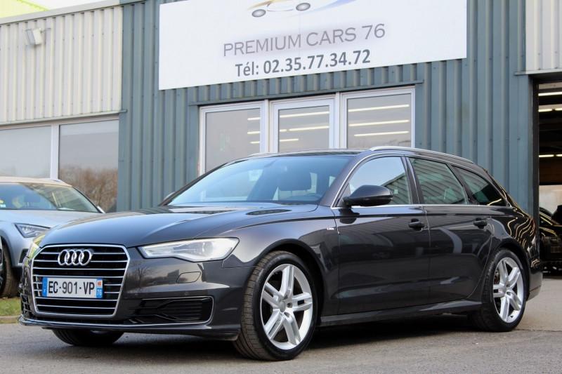 Audi A6 (4E GENERATION) AVANT IV (2) AVANT 2.0 TDI 190 S LINE S TRONIC Diesel GRIS Occasion à vendre