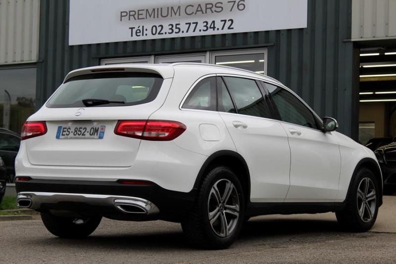 Photo 2 de l'offre de MERCEDES-BENZ GLC 350 D EXECUTIVE 4MATIC BVA9 à 31950€ chez Premium Cars 76