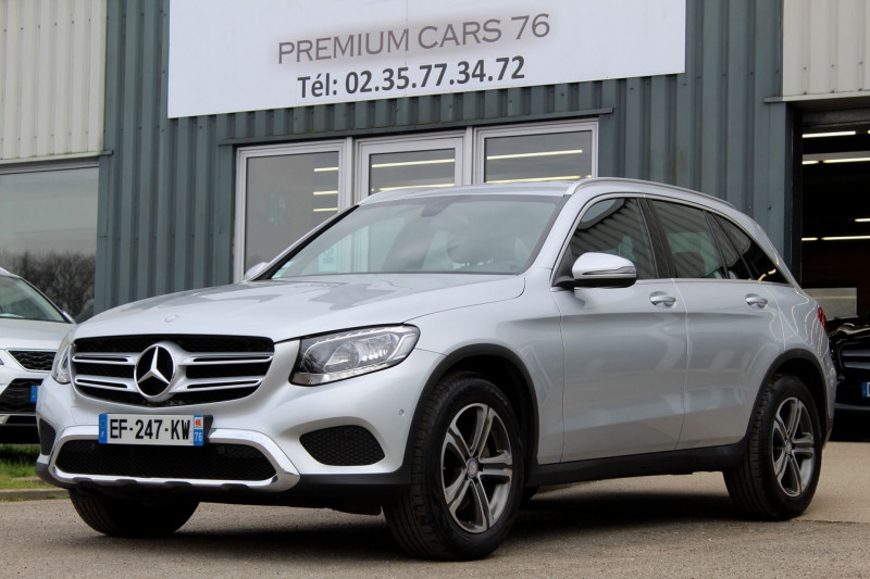 Mercedes-Benz GLC 220 D BUSINESS 4MATIC Diesel GRIS CLAIR Occasion à vendre