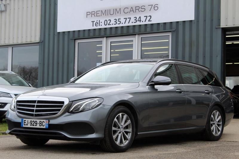 Mercedes-Benz CLASSE E 5 BREAK V BREAK 200 D BUSINESS 9G-TRONIC Diesel GRIS FONCE Occasion à vendre