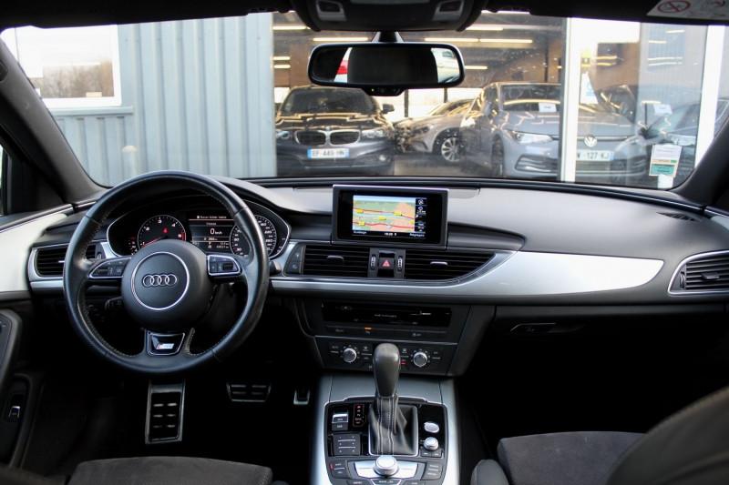 Photo 4 de l'offre de AUDI A6 (4E GENERATION) AVANT IV (2) AVANT 2.0 TDI 190 S LINE S TRONIC à 25850€ chez Premium Cars 76