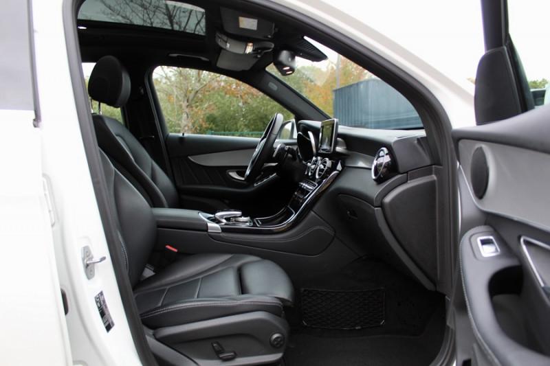 Photo 6 de l'offre de MERCEDES-BENZ GLC 350 D EXECUTIVE 4MATIC BVA9 à 31950€ chez Premium Cars 76