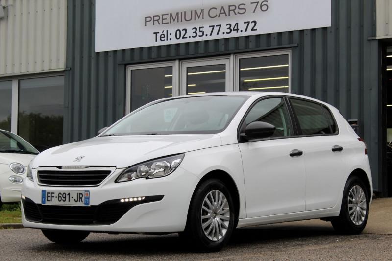 Peugeot 308 (2E GENERATION) AFFAIRE II AFFAIRE 1.6 BLUEHDI 100 S&S PREMIUM Diesel BLANC Occasion à vendre