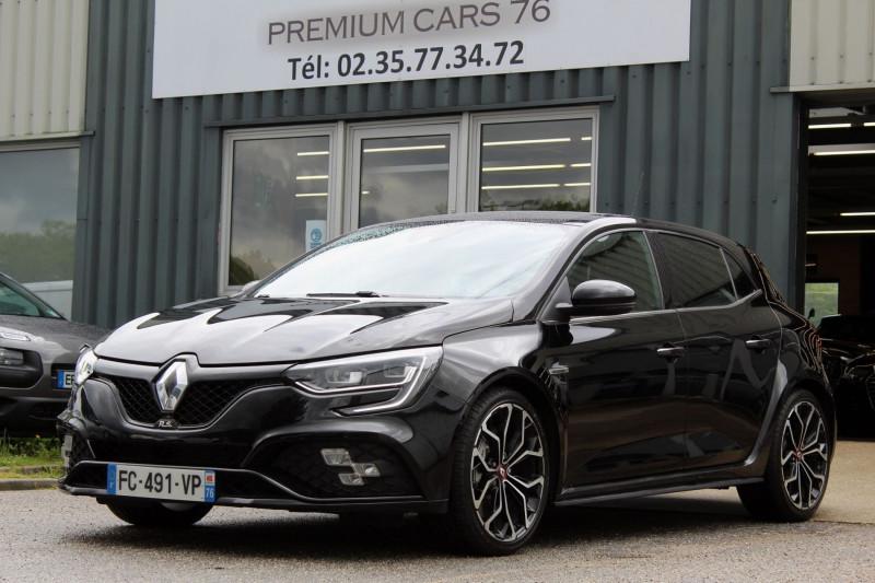 Renault MEGANE 4 RS IV 1.8 T 280 RS EDC Essence NOIR Occasion à vendre