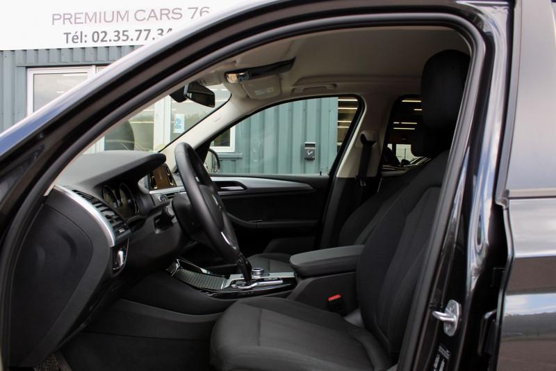 Photo 3 de l'offre de BMW X3 G01 (G01) XDRIVE20DA 190 LOUNGE à 34950€ chez Premium Cars 76