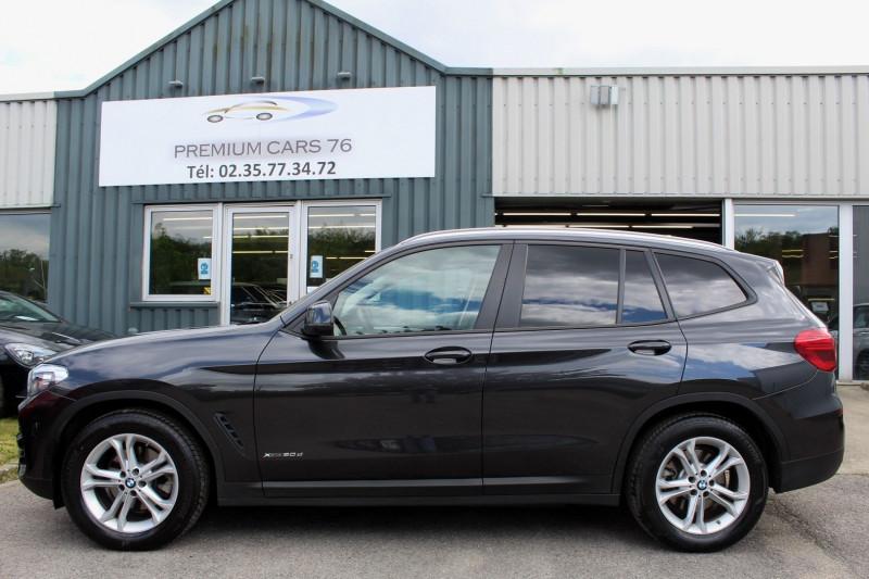 Photo 9 de l'offre de BMW X3 G01 (G01) XDRIVE20DA 190 LOUNGE à 34950€ chez Premium Cars 76