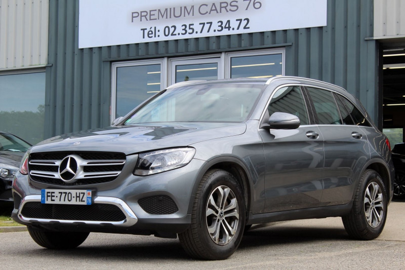 Mercedes-Benz GLC 250 4MATIC BVA9 Essence GRIS  Occasion à vendre