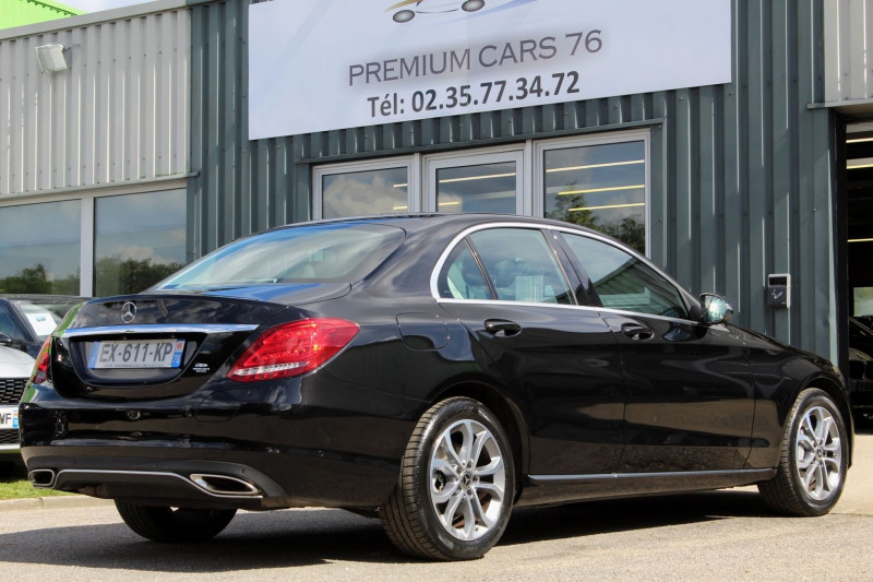 Photo 2 de l'offre de MERCEDES-BENZ CLASSE C IV IV 350 E BUSINESS EXECUTIVE 7G-TRONIC à 33950€ chez Premium Cars 76