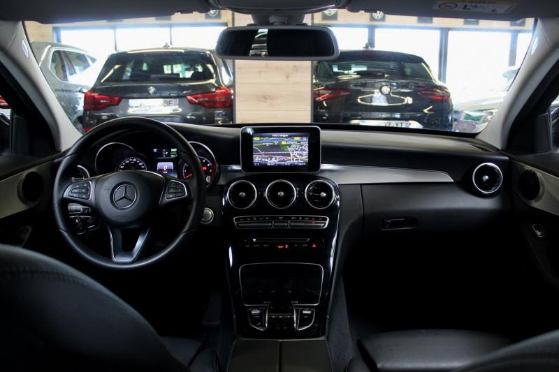 Photo 4 de l'offre de MERCEDES-BENZ CLASSE C IV IV 350 E BUSINESS EXECUTIVE 7G-TRONIC à 33950€ chez Premium Cars 76