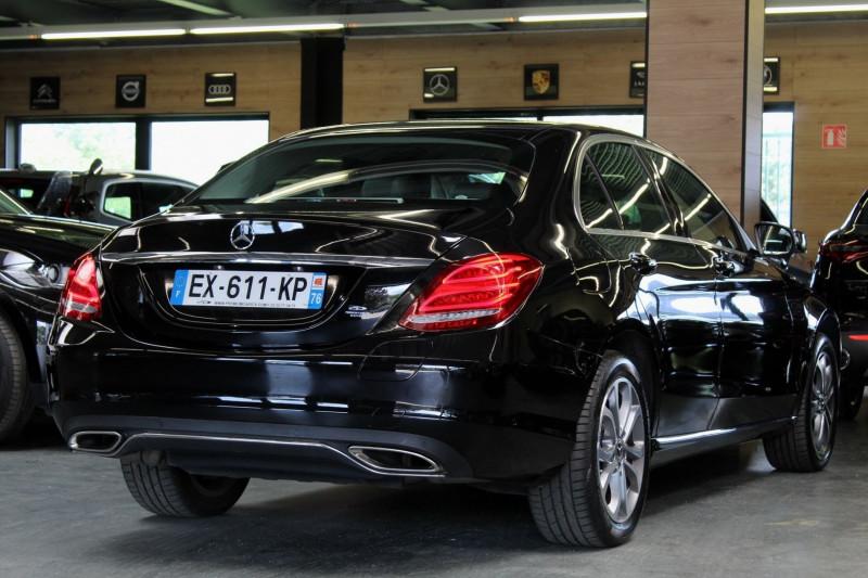 Photo 16 de l'offre de MERCEDES-BENZ CLASSE C IV IV 350 E BUSINESS EXECUTIVE 7G-TRONIC à 33950€ chez Premium Cars 76