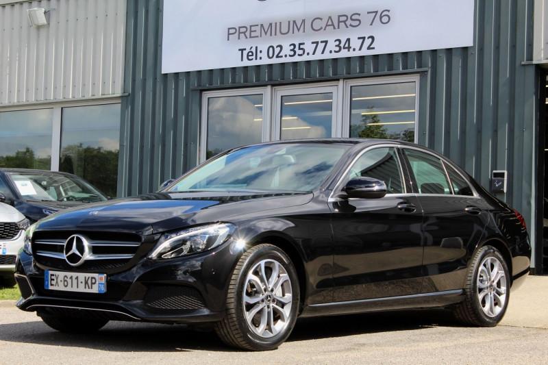Photo 1 de l'offre de MERCEDES-BENZ CLASSE C IV IV 350 E BUSINESS EXECUTIVE 7G-TRONIC à 33950€ chez Premium Cars 76
