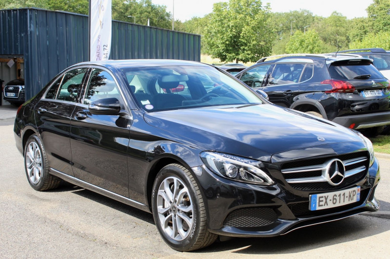 Photo 7 de l'offre de MERCEDES-BENZ CLASSE C IV IV 350 E BUSINESS EXECUTIVE 7G-TRONIC à 33950€ chez Premium Cars 76
