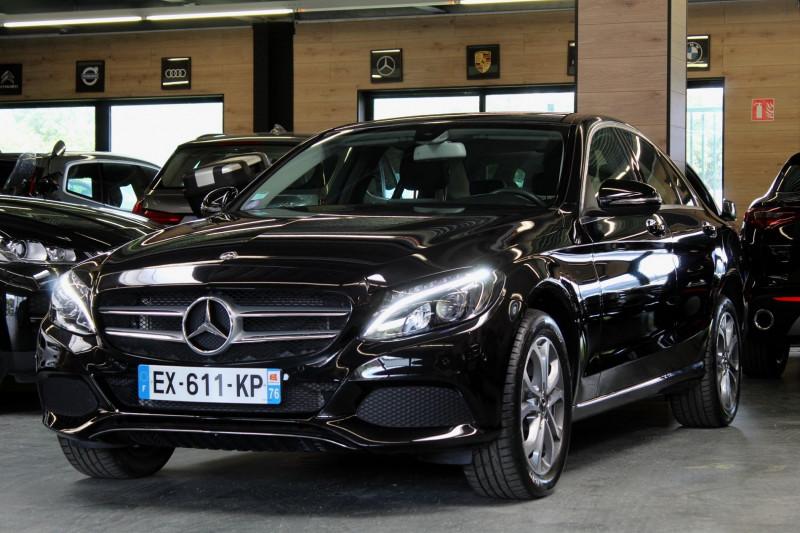 Photo 15 de l'offre de MERCEDES-BENZ CLASSE C IV IV 350 E BUSINESS EXECUTIVE 7G-TRONIC à 33950€ chez Premium Cars 76
