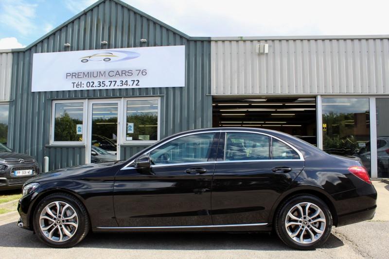 Photo 9 de l'offre de MERCEDES-BENZ CLASSE C IV IV 350 E BUSINESS EXECUTIVE 7G-TRONIC à 33950€ chez Premium Cars 76