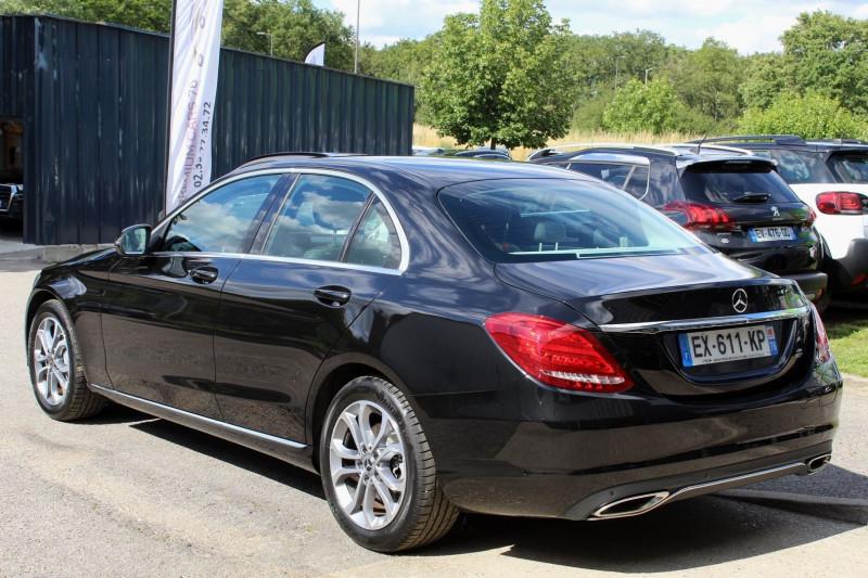 Photo 8 de l'offre de MERCEDES-BENZ CLASSE C IV IV 350 E BUSINESS EXECUTIVE 7G-TRONIC à 33950€ chez Premium Cars 76