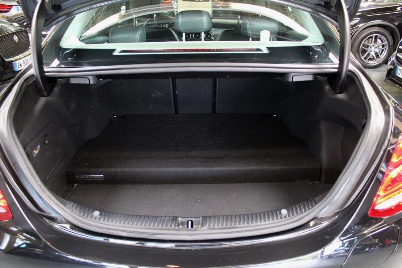 Photo 12 de l'offre de MERCEDES-BENZ CLASSE C IV IV 350 E BUSINESS EXECUTIVE 7G-TRONIC à 33950€ chez Premium Cars 76