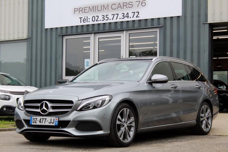 Mercedes-Benz CLASSE C 4 SW IV SW 350 E BUSINESS EXECUTIVE 7G-TRONIC Hybride : Essence/Electrique GRIS Occasion à vendre