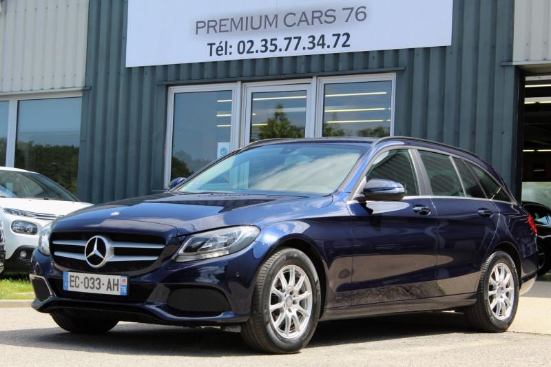 Mercedes-Benz CLASSE C 4 SW IV SW 180 7G-TRONIC Essence BLEU FONCE Occasion à vendre