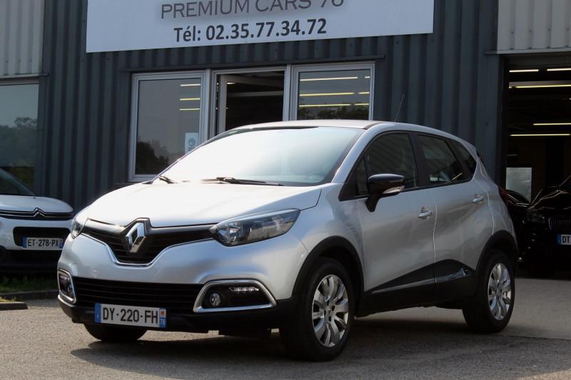 Renault CAPTUR 1.5 DCI 90 ENERGY BUSINESS EDC E6 Diesel GRIS Occasion à vendre