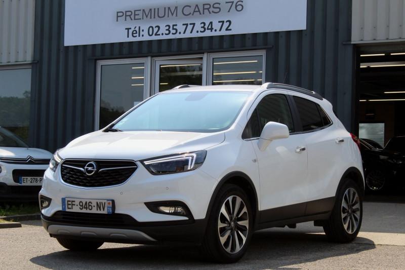 Opel MOKKA X 1.6 CDTI 136 AUTO ELITE Diesel BLANC Occasion à vendre